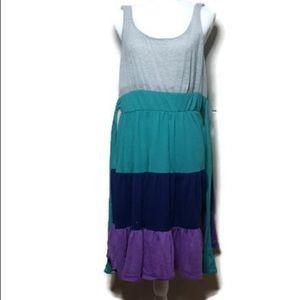 Maxi dress E1